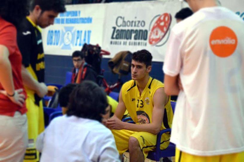 Rodrigo Cid, Fichaje de Altura para Gijon Basket 2015 – Zona de Básquet