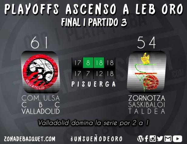 partido 3 final playoff
