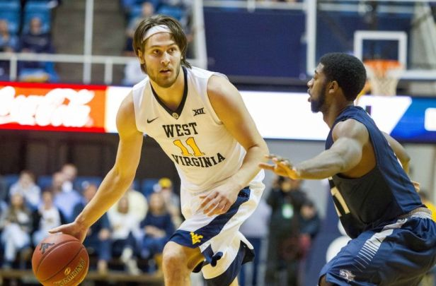 NCAA Basketball: New Hampshire at West Virginia