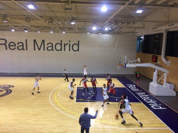 Real Madrid vs Villarrobledo (villarrobledodiario.com)