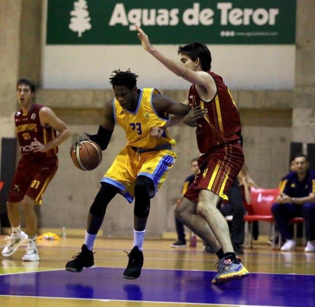 Gran Canaria vs Alcobendas (Foto Base CBGC)