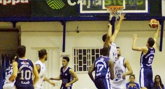 Náutico vs Casvi (Foto Real Club Náutico de Tenerife)