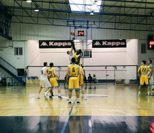 Náutico vs Gran Canaria (Foto Basketmanía)