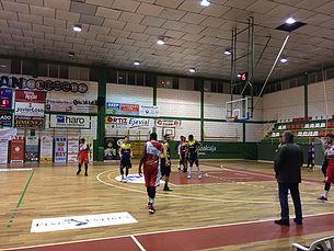 Villarrobledo vs Guadalajara (Foto CBV)