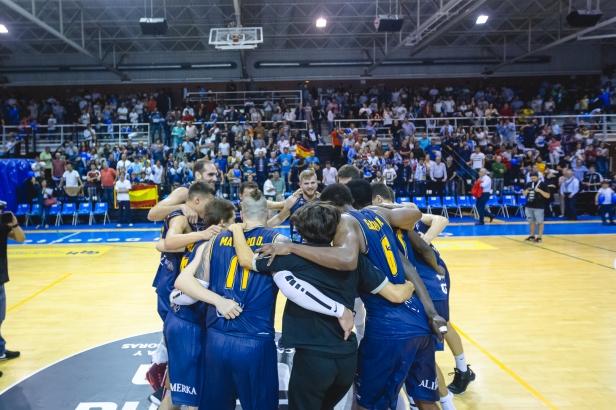 Oviedo CB v Sammic Iraurgi