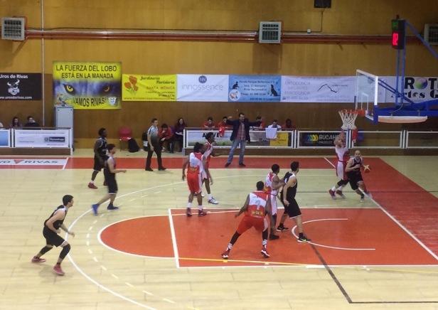 Rivas vs Villarrobledo (Foto Rivas)