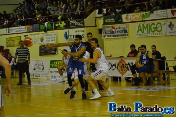 Almansa vs Liceo (Foto BalonParado.es)