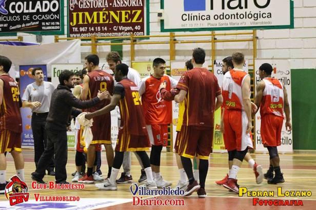CBV vs CBA (Villarrobledo Diario)