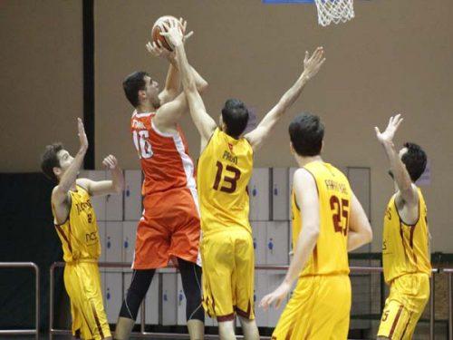 Alcobendas vs Conejero (Foto Basketmania)