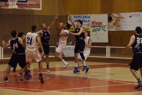 Rivas vs Náutico (Foto Basketmania)