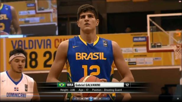 Gabriel Galvanini (Imagen Youtube)