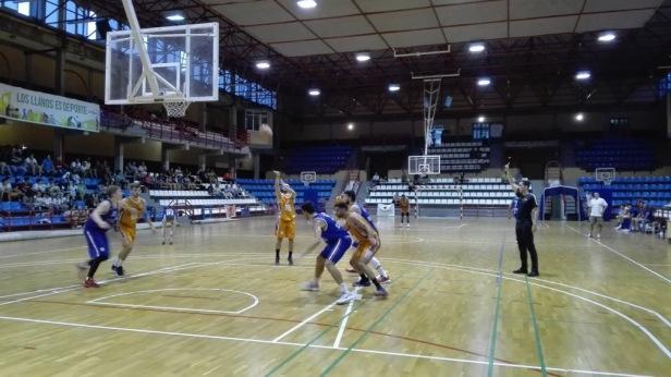 Aridane vs Liceo (Foto Aridane)
