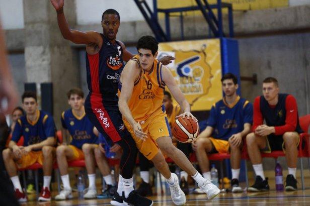 Gran Canaria vs Conejero (Foto Gran Canaria)
