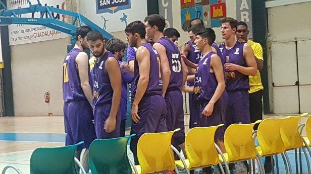 Guadalajara vs Quintanar (Foto Guadalajara)