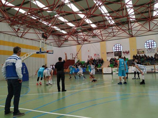 cb daimiel vs estudiantes (foto cb daimiel)