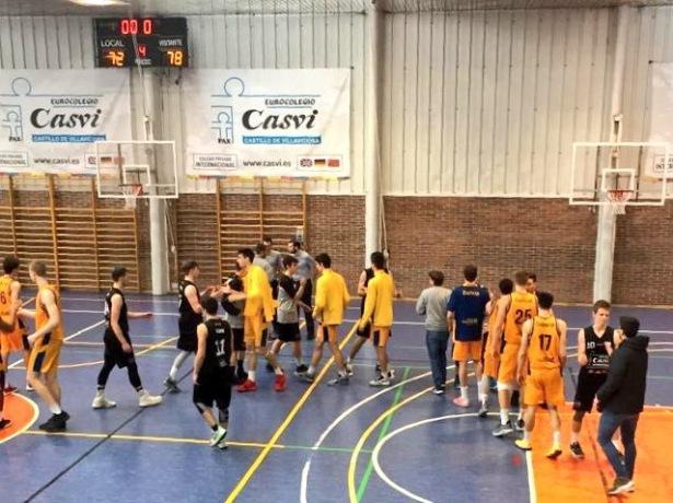 Casvi vs Gran Canaria (Foto Gran Canaria)