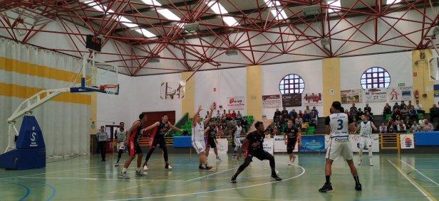Daimiel vs Lanzarote Conejero (Foto CB Daimiel)