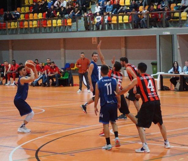 Alcalá vs Azuqueca (Basket Azuqueca)